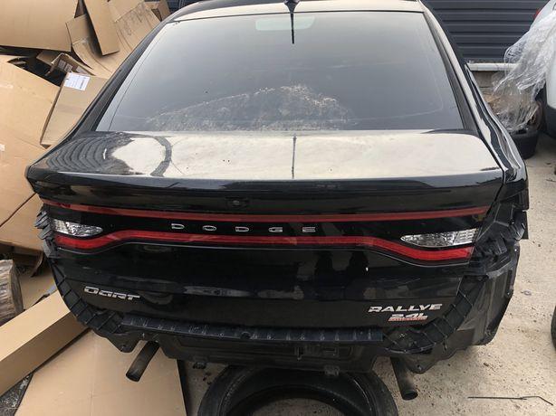 Крышка багажника Dodge Dart 13- разборка
