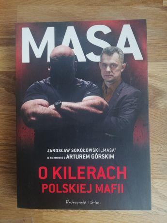 Nowa książka: Masa, o killerach polskiej, mafii