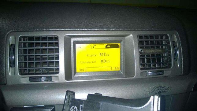 Gid e moldura para Opel Vectra C ou Opel Signum