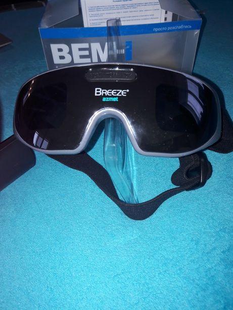 Массажер для глаз, стимуляция зрения Breeze bem1
