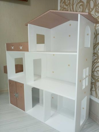 Детский домик для кукол 3 этажа 1050 грн