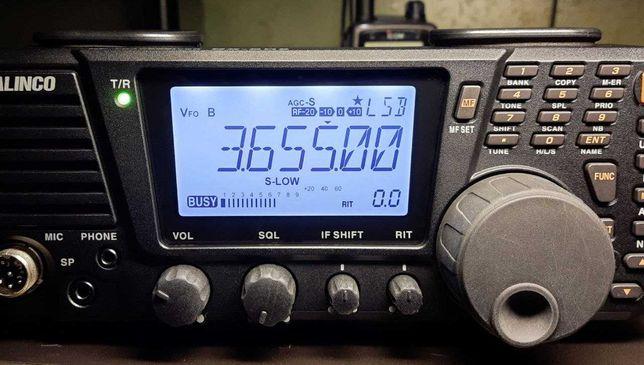 Радиостанция(КВ Трансивер Alinco DX-SR8T)