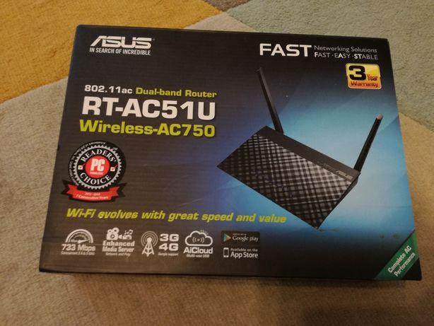 Router Asus bezprzewodowy