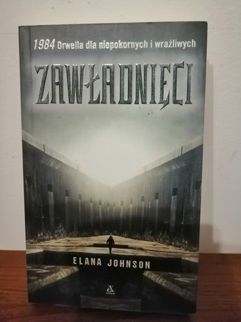 Zawładnięci Elana Johnson