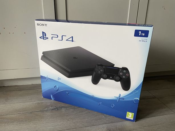 PS4   Playstation 4 Slim 1TB   100% sprawna   Zamiana PS5 / Xbox