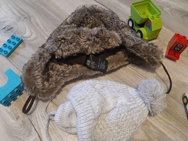 Czapki zimowe dla dziecka