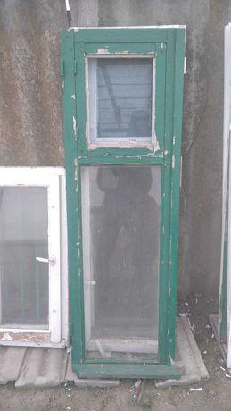 Отдам бесплатно деревянные окна б.у