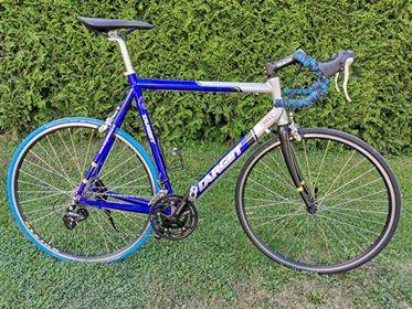 Rower szosowy, kolarzówka TARGET aluminiowy, sora