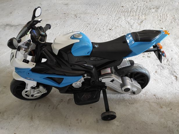 Motocykl Motor akumulator dziecięcy
