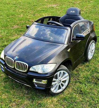 Auto elektryczne dla dzieci BMW X6