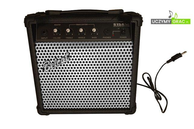 Wzmacniacz gitarowy BELCAT S15A piecyk HIT CENOWY !!!