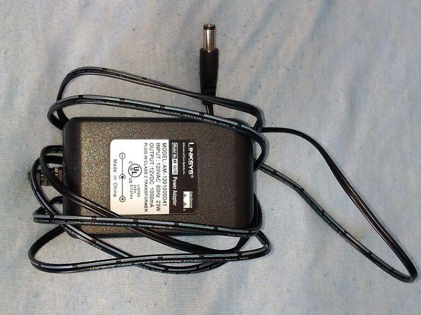 oryginalny zasilacz Cisco/Linksys 110V/12V 1A egrb