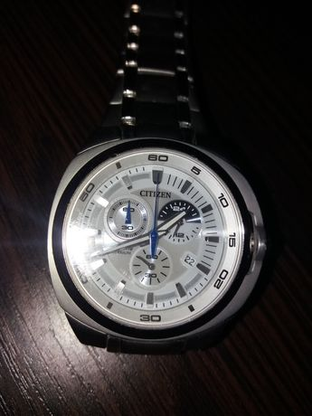Часы Citizen  Eco-Drive Sapphire  -MADE IN JAPAN-