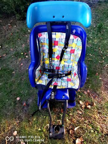 Fotelik na rower dla dziecka firmy KETTLERSIMBA - kompletny