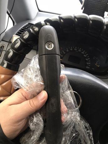 Ручка водительской двери Вито 639 бу продам