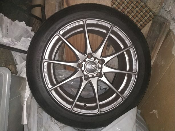 Felgi 17 OZ Audi