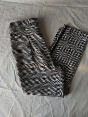 Calças cinta elastica