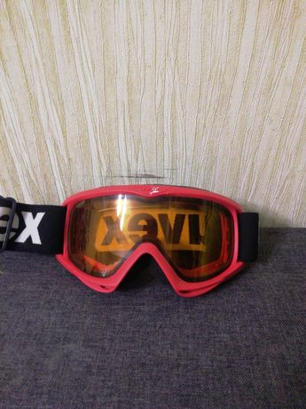 Лыжные очки uvex