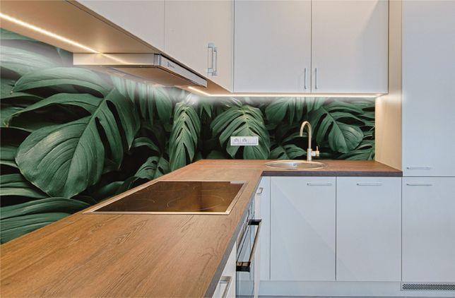 Panele szklane do kuchni, łazienki i nie tylko