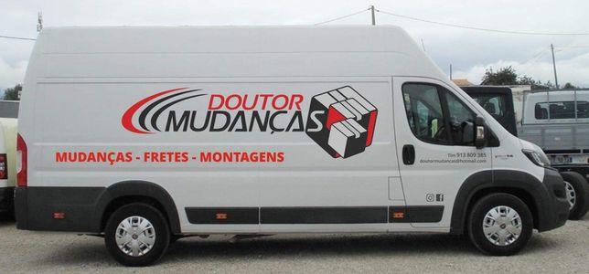 Mudanças - Transportes - Fretes - Montagens (sob orçamento)