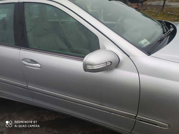 Mercedes W 203 kombi lusterko prawe