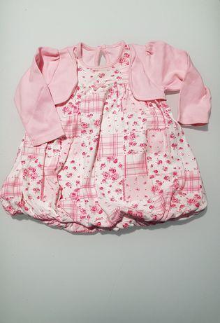 George sukienka, urodziny 68 - 74 cm