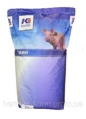 Корм (концентрат БМВД) премікс для свиней