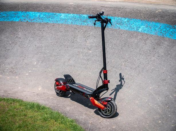 e-Hulajnoga elektryczna offroad Techlife X7 GWAR24 65 km/h