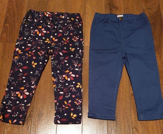 Spodnie dla dziewczynki r. 92