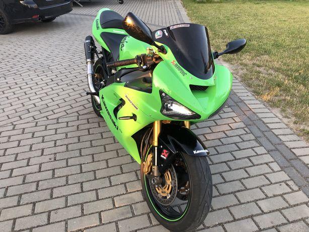 Kawasaki ninja zx600 (r1,gsx,z740,cbr) ZOBACZ