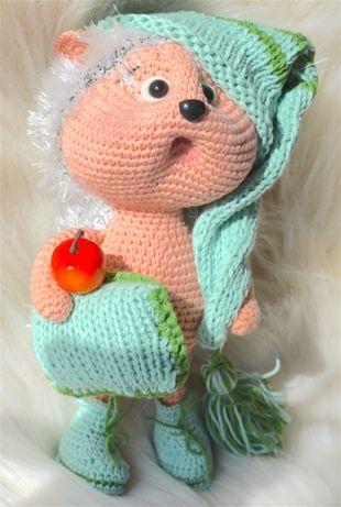 Игрушка Ёжик Сплюшка с лавандовой подушечкой