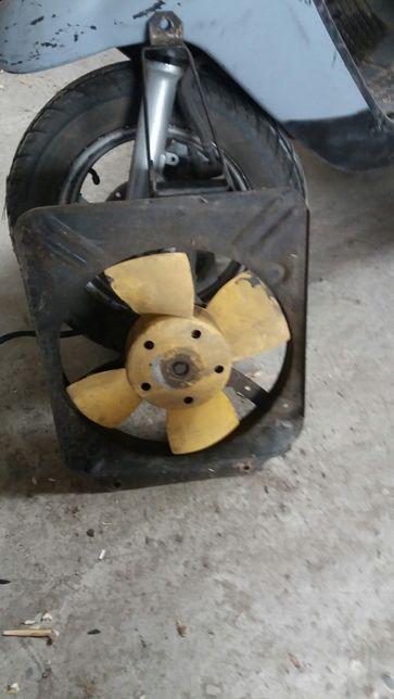 Вінтілятор на ваз 2101.07