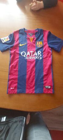 Koszulka FC BARCELONA 128/137cm.