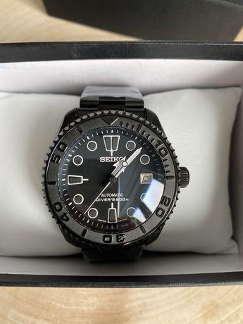 Seiko Black Yacht-Master Модифицированые часы