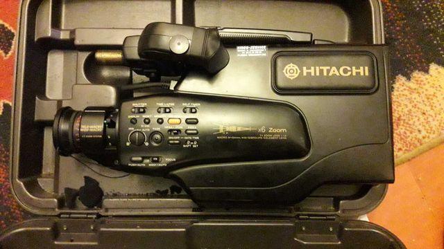 Kamera hitachi działa