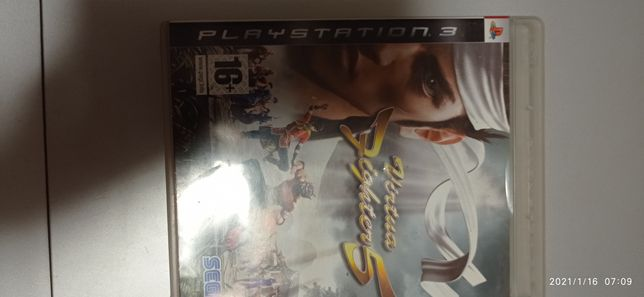 |PS3| Virtual Fighter 5