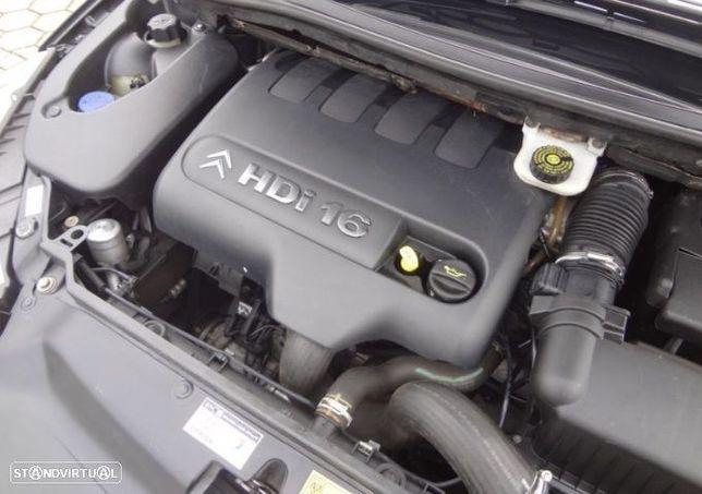Motor Citroen C4 C5 C8 Jumpy 2.0Hdi 136cv RHR DW10BTED4 Caixa de Velocidades Automatica Arranque