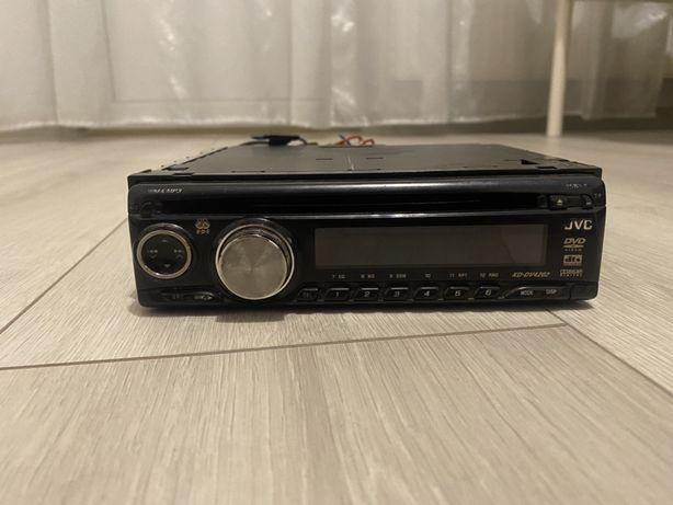 Radio samochodowe JVC KD-DV4202 DVD Video