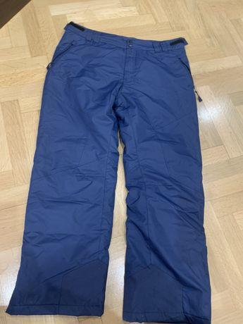 Spodnie narciarskie męskie XL