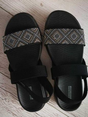 Sandały damskie Skechers