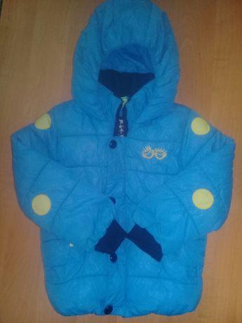 Куртка зима для ребенка