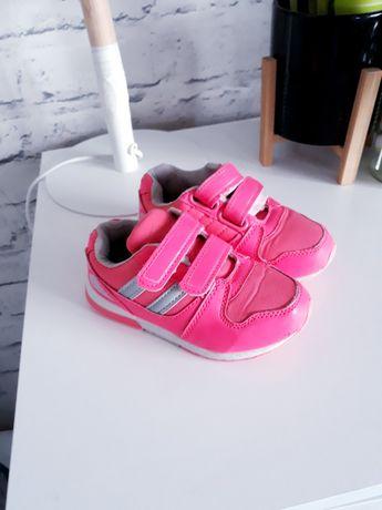 Buty sportowe dla dziewczynki adidasy Acris rozm 25