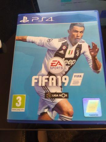 Fifa 19 PS4 Jogo