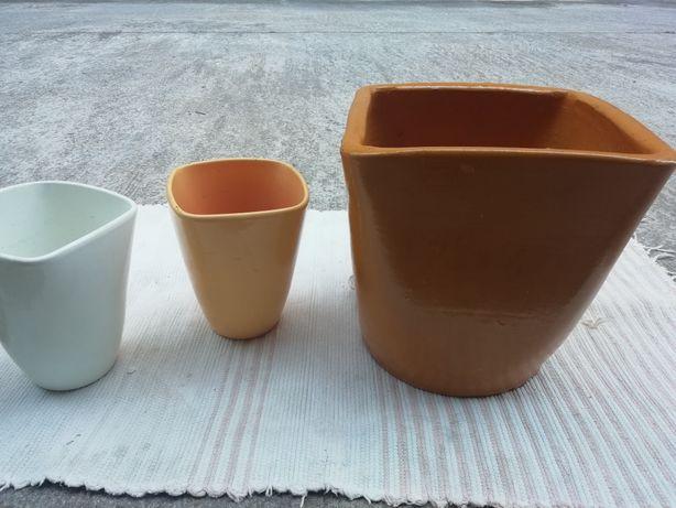 Vendo vasos (conjunto ou em separado)
