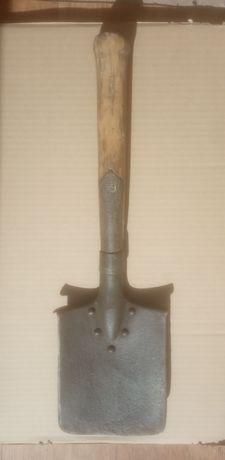 Лопата малая пехотная РИА в хорошем состоянии