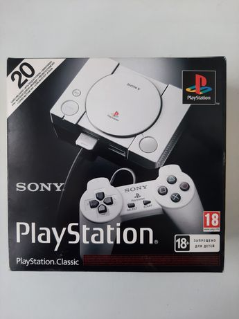 Sony Playstation Classic 20th anniversary