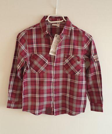 Nowa koszula Cocodrillo roz. 128