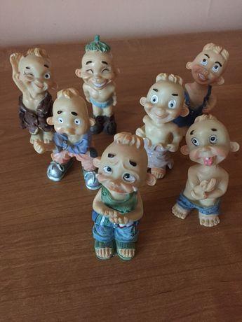Figurki- 4 różne komplety- ZOBACZ