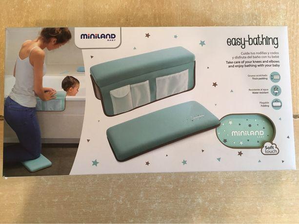 Набор мягких матрасиков для купания Miniland Easy Bathing