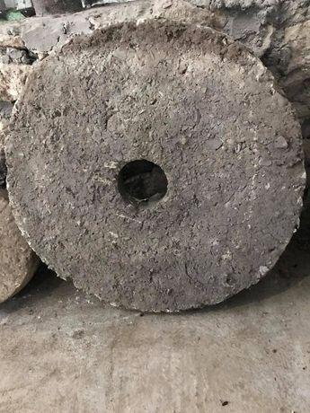 Фрагменти з млина антикваріат